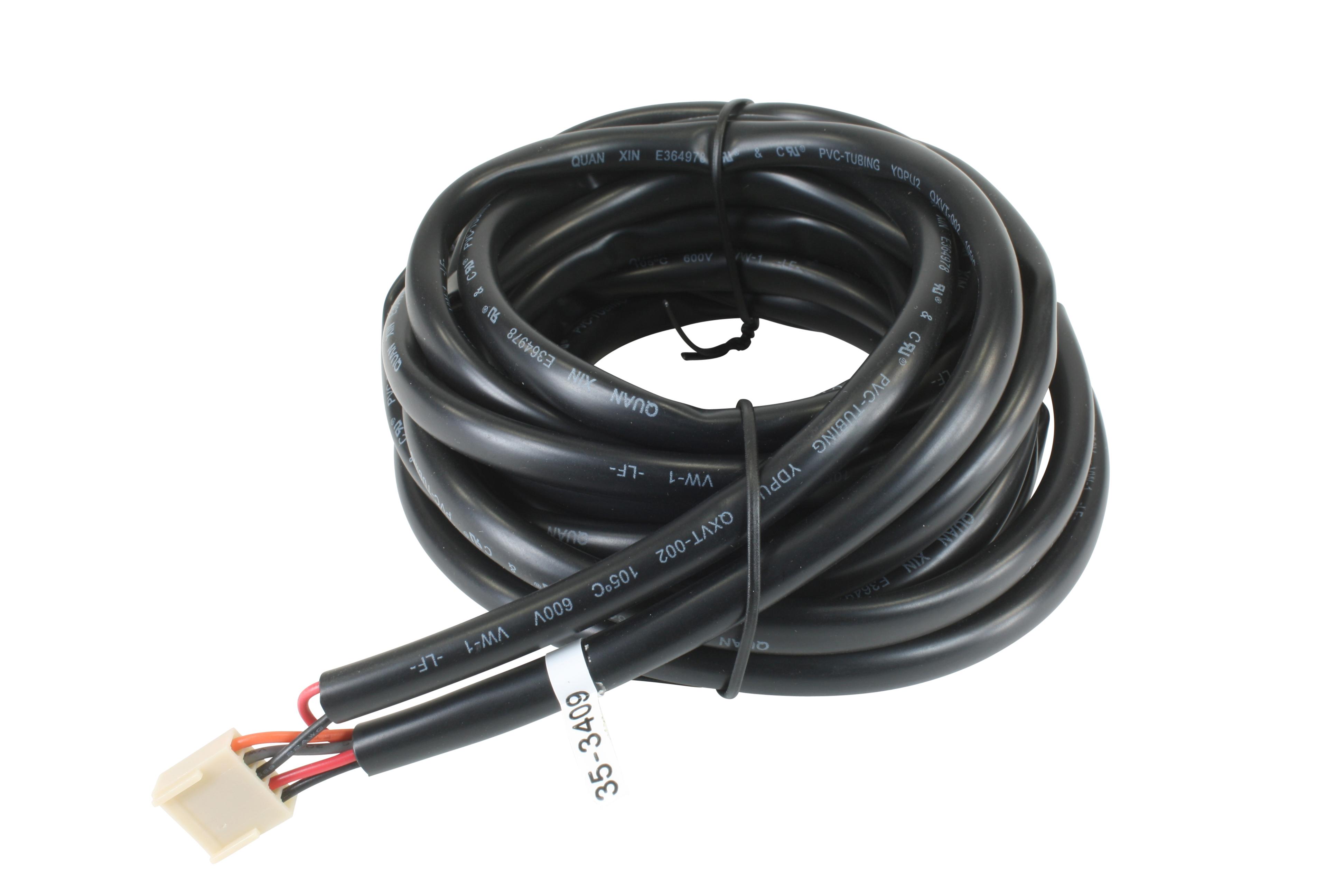 aem tru boost replacement wiring harness 35 3409 turbomotiv rh turbomotiv com aem wideband wiring harness aem boost gauge wiring harness