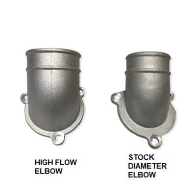 ATP Turbo EVO X High Flow Compressor Inlet Elbow
