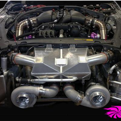 ETS Turbo Kit Mitsubishi EVO X | Turbomotiv