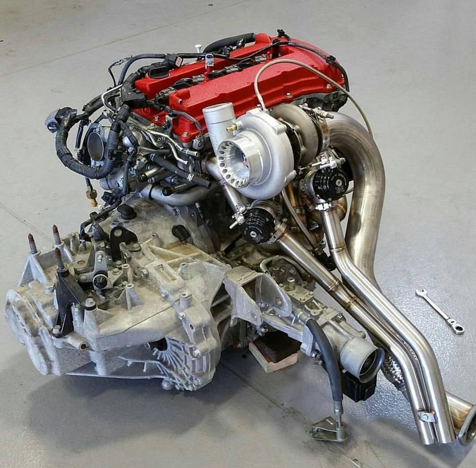 ETS Turbo Kit Mitsubishi EVO X