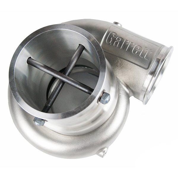 Garrett SFI Certified GT55 Stainless V-Band Inlet Turbine Housing