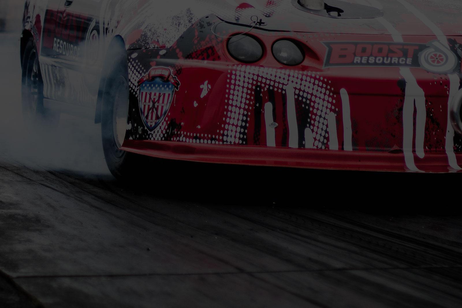Honda Acura Drag Front