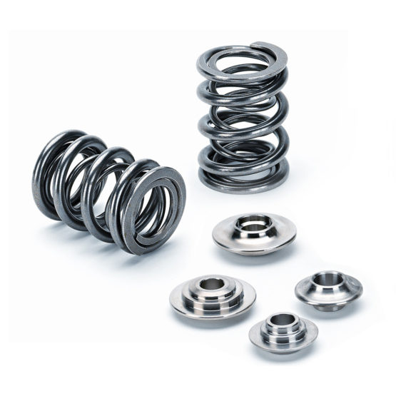 Supertech Performance Dual Valve Spring and Titanium Retainer Kit
