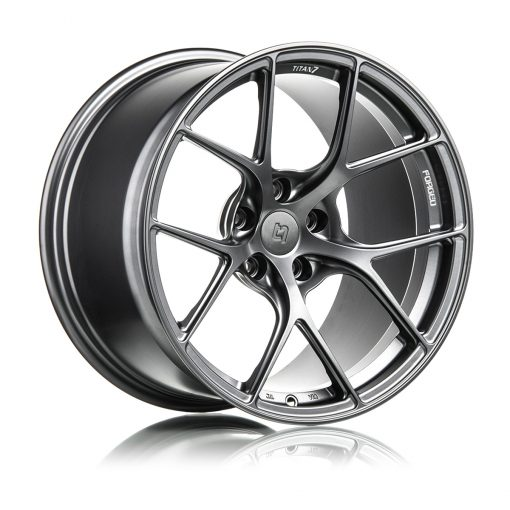 Titan 7 T-S5 Split 5 Spoke Forged Wheel