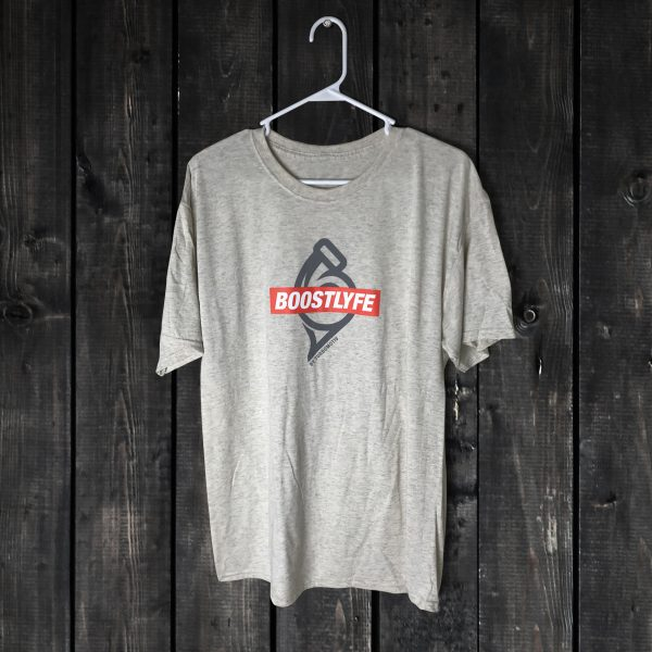 Boostlyfe by Turbomotiv T-Shirt