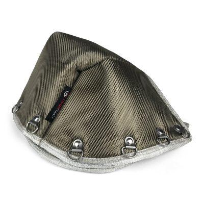 Turbomotiv Stock Location Tubular Turbo Manifold Heat Shield Mitsubishi EVO X
