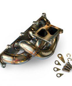 Turbomotiv Stock Replacement Tubular Exhaust Manifold Mitsubishi EVO X 2008+
